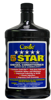 5 Star Diesel Conditioner