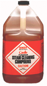 Steam Cleaning Compound