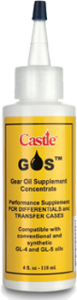 Gear Oil Supplement
