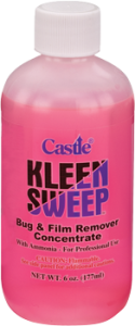 Kleen Sweep Bug and Film Remover