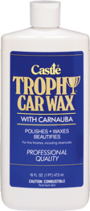 Trophy Car Wax
