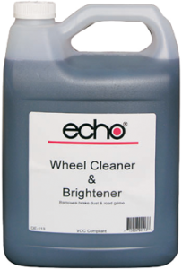 Wheel Brightener and Cleaner
